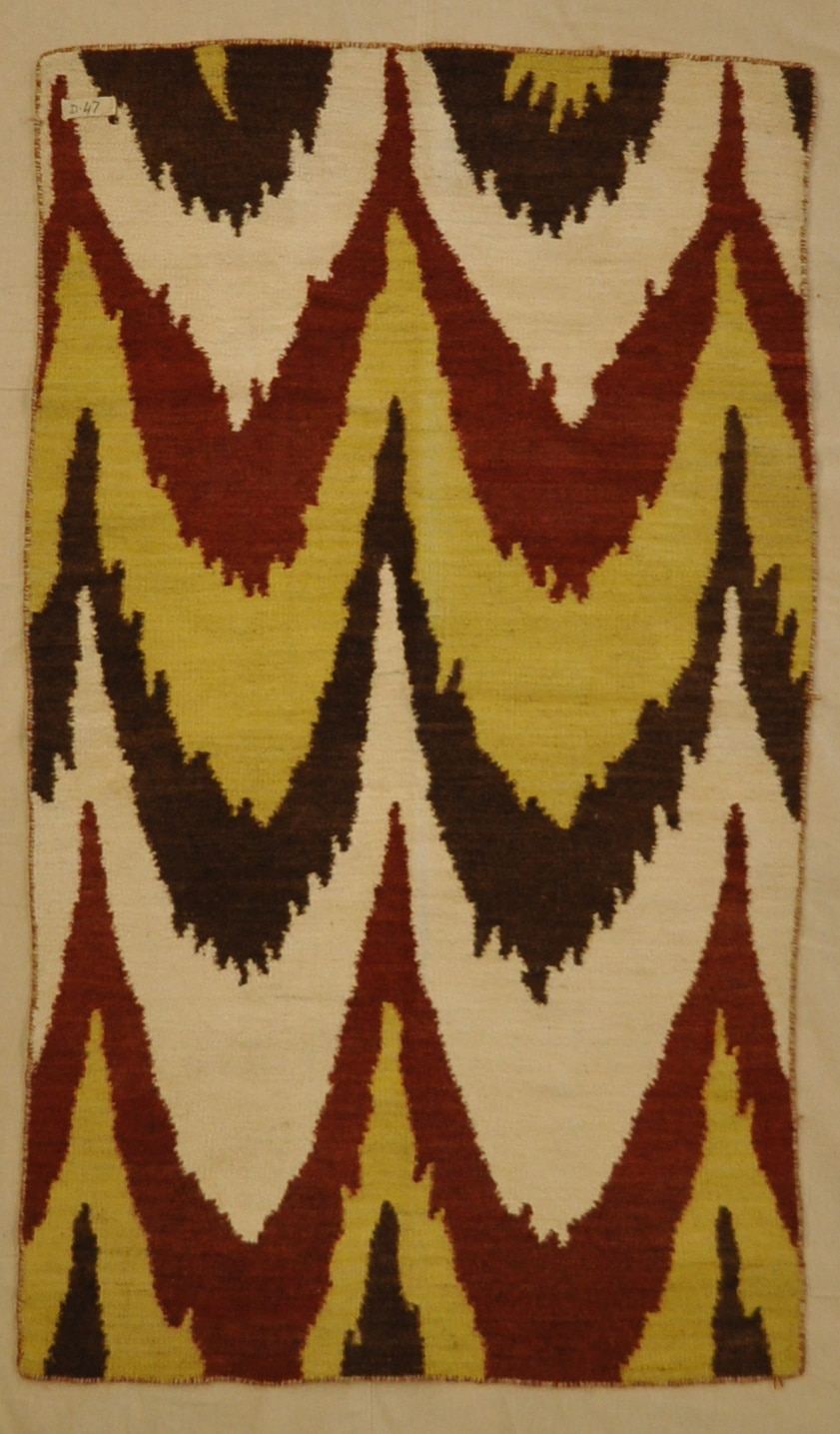Indian Kelim | Rugs and More | Santa Barbara Design Center
