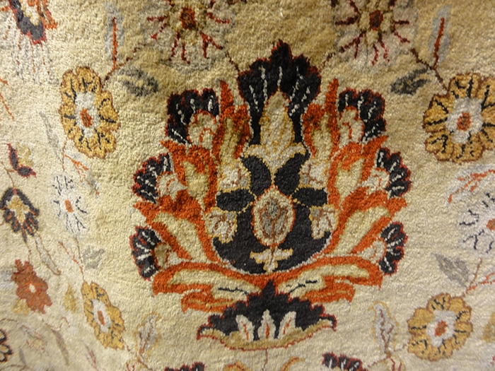 Finest Silk Hereke | Rugs and More | Santa Barbara Design Center