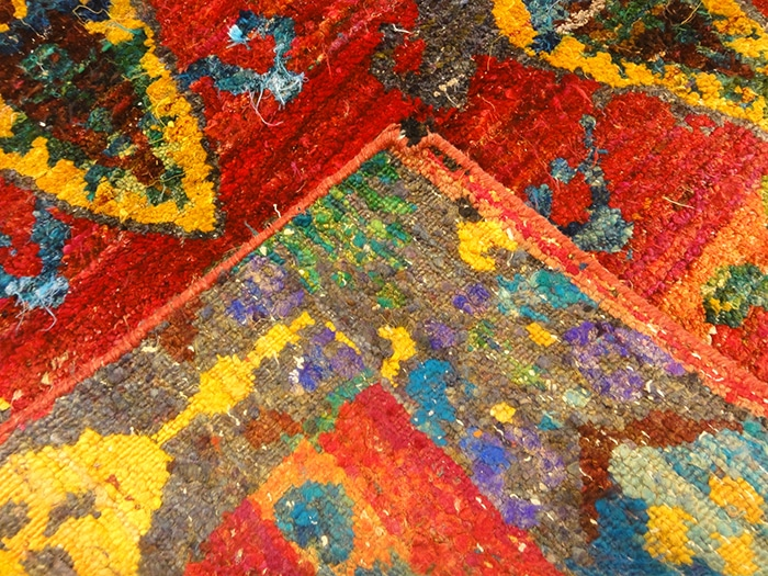 fine Silk Vintage Uzbek Design Santa Barbara Design Center | Rugs and More | Oriental Carpets 32482