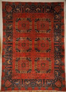 Unique Antique Turkish Rug | Rugs and More | Santa Barbara Design Center