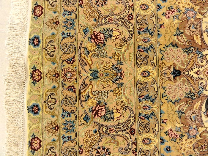 Fine Silk Tabriz | Rugs & More | Santa Barbara Design Center 32614