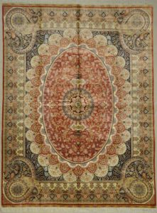 Silk Tabriz Carpet | Rugs & More | Santa Barbara Design Center 32615