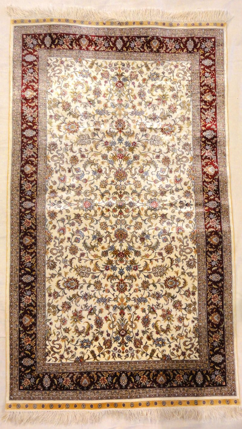 Finest Silk Hereke Carpet | Rugs & More | Santa Barbara Design Center 32620