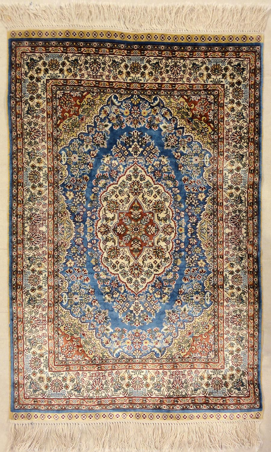 Fine Silk Hereke Carpet | Rugs & More | Santa Barbara Design Center 32618