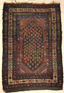 Antique Kurdish Rug | Rugs & More | Santa Barbara Design Center |