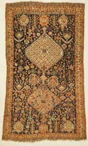 Antique Kahmseh Rugs and more oriental carpet 32634-