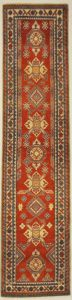 Turkman Caucasian Runner rugs and more oriental carpet 32635-