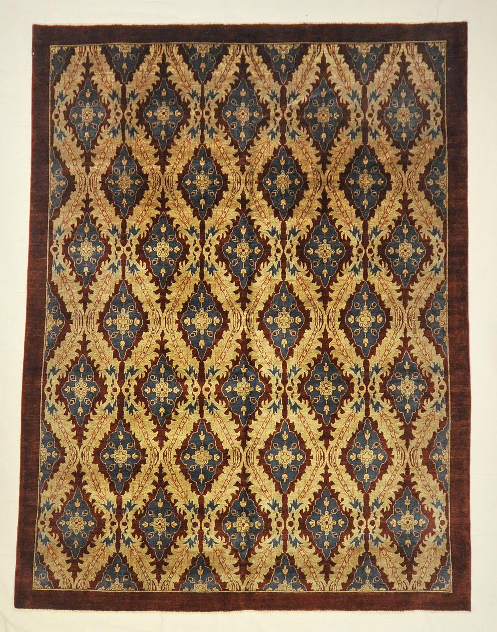 Afghan Baktiari Rugs and more orientalc carpet 32636-