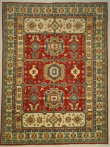Turkman Caucasian Rugs and more oriental carpet 32637-