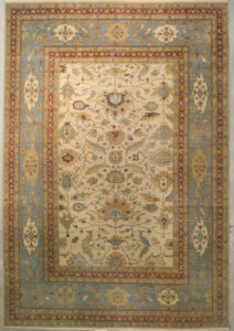 Antique Finest Kerman rugs and more oriental carpet 36636-