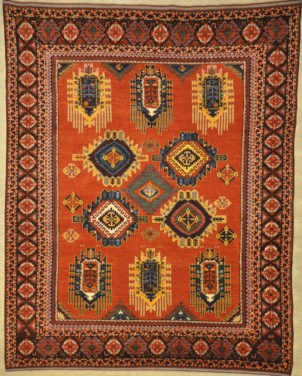 Finest Baluchi Tribal Rugs and more oriental carpet 46862-