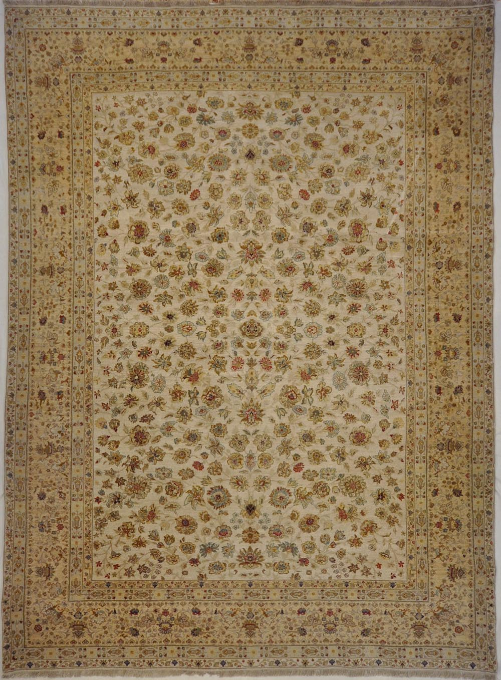 Finest mughal agra rugs and more oriental carpet 43555-1