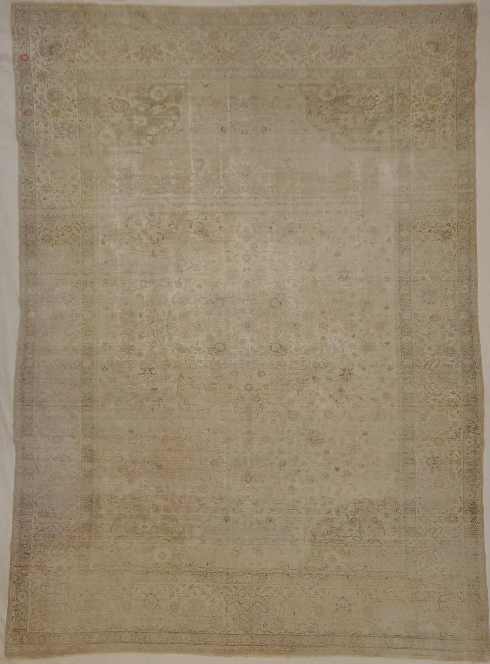 Antique Ottoman Silk Rugs and more oriental carpet 32652-