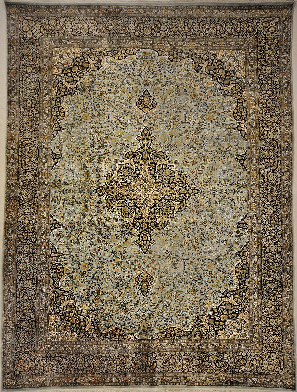 Vintage Silk Rug Rugs More
