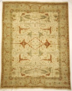 Ziegler & Co. Oushak | Rugs & More | Santa Barbara Design Center