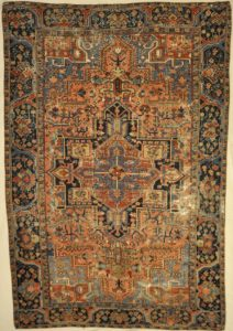 Antique Heriz Rug Santa Barbara Design Center Rugs and More 32686