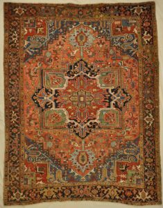 Antique Heriz | Rugs & More | Santa Barbara Design Center |
