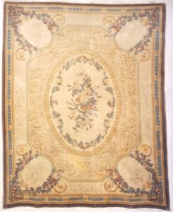 Savonnerie rug | Rugs & More | Santa Barbara Design Center |