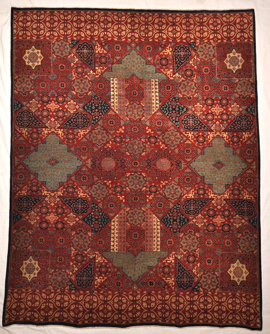 Fine Mamluk Rug | Rugs & More | Santa Barbara Design Center 3053601