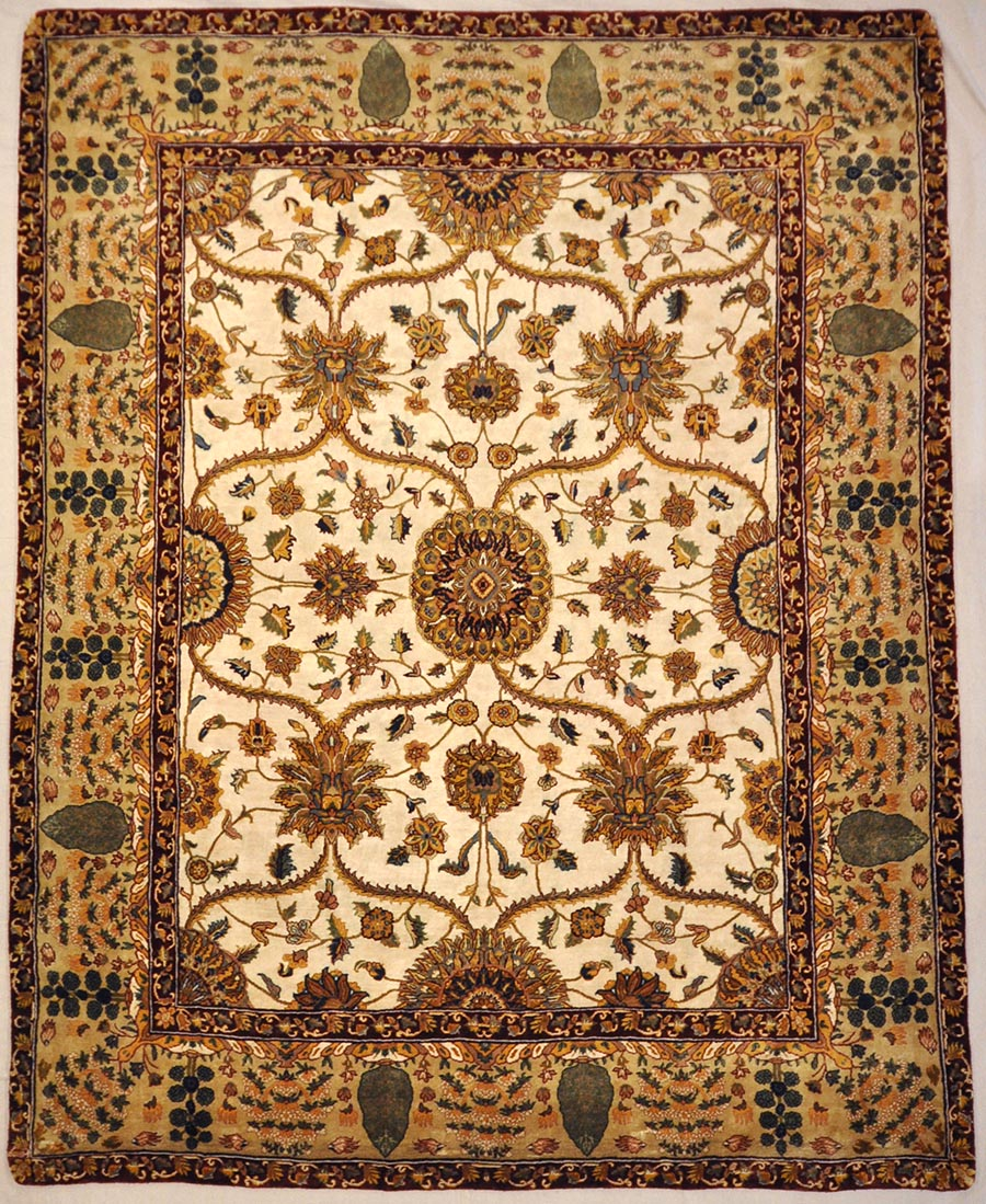 Silk Mughal | Rugs & More | Santa Barbara Design Center 32714