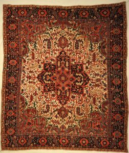 Heriz Rug | Rugs & More | Oriental Carpets | Santa Barbara Design Center 32717