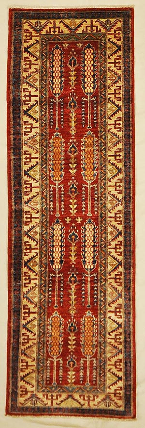 Fine Caucasian Kazak rugs and more oriental carpet 31409