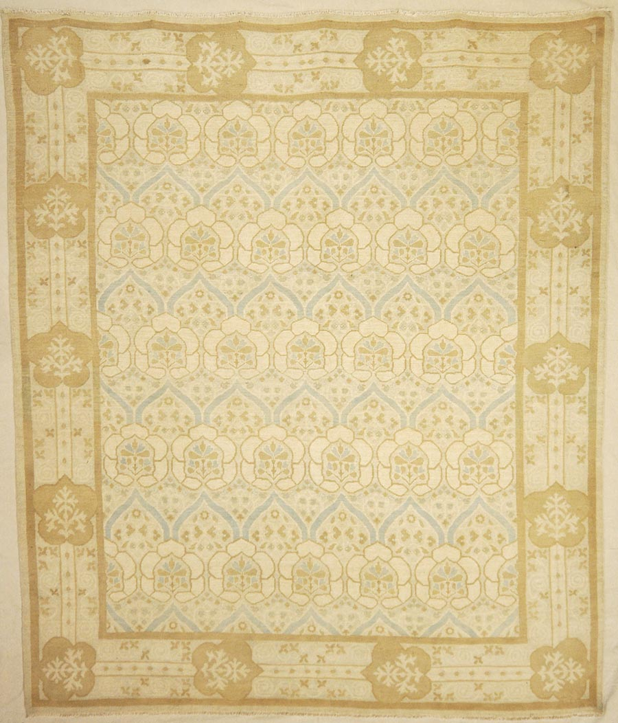 Vintage Donegal Rug | Rugs and More | Santa Barbara Design 28045