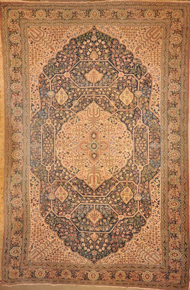 Antique Tabriz rugs and more