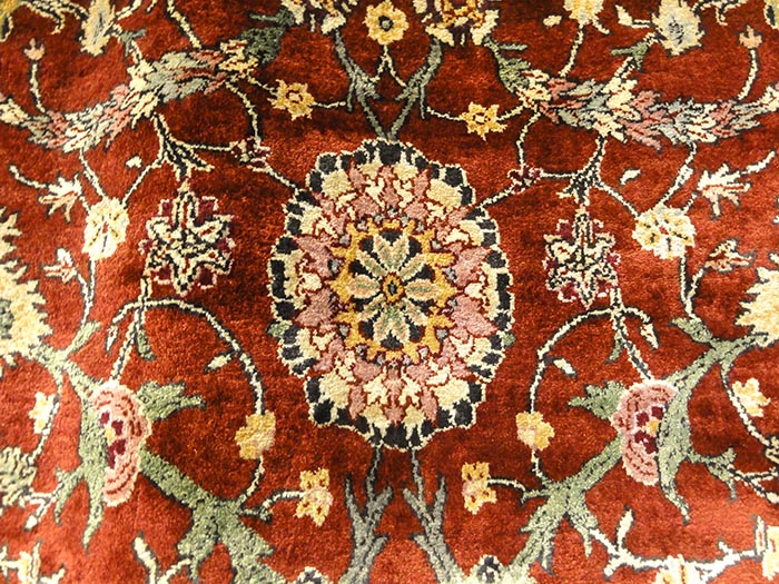Silk Mughal | Rugs & More | Santa Barbara Design Center