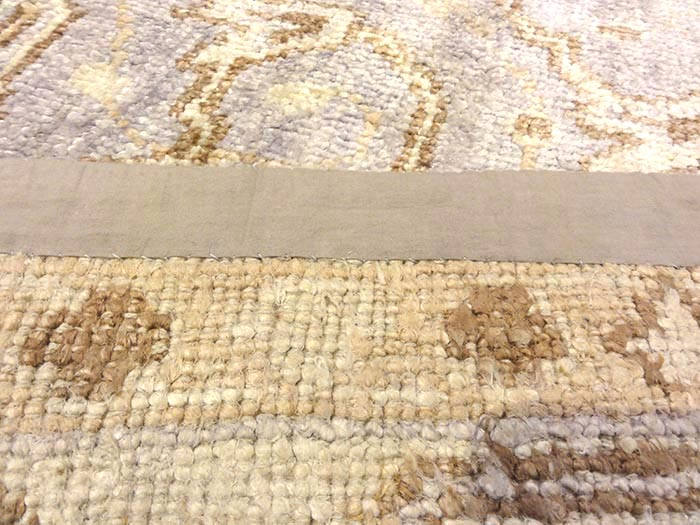 Silk Oushak rug | Rugs & More | Santa Barbara Design Center |