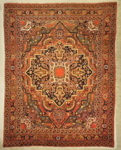 v Antique Heriz | Rugs & More | Santa Barbara Design Center | 32748
