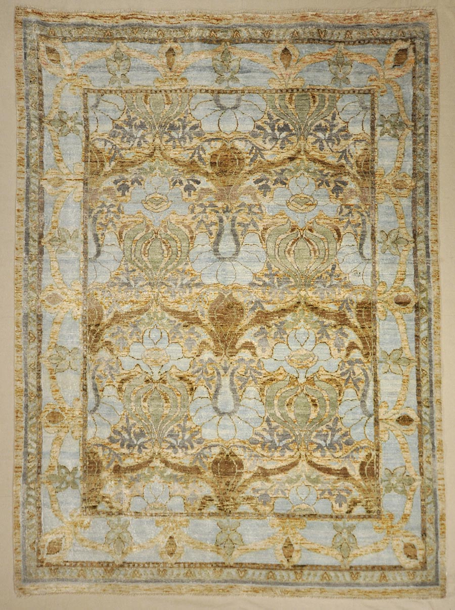 Silk Sari Rug | Rugs & More | Santa Barbara Design Center