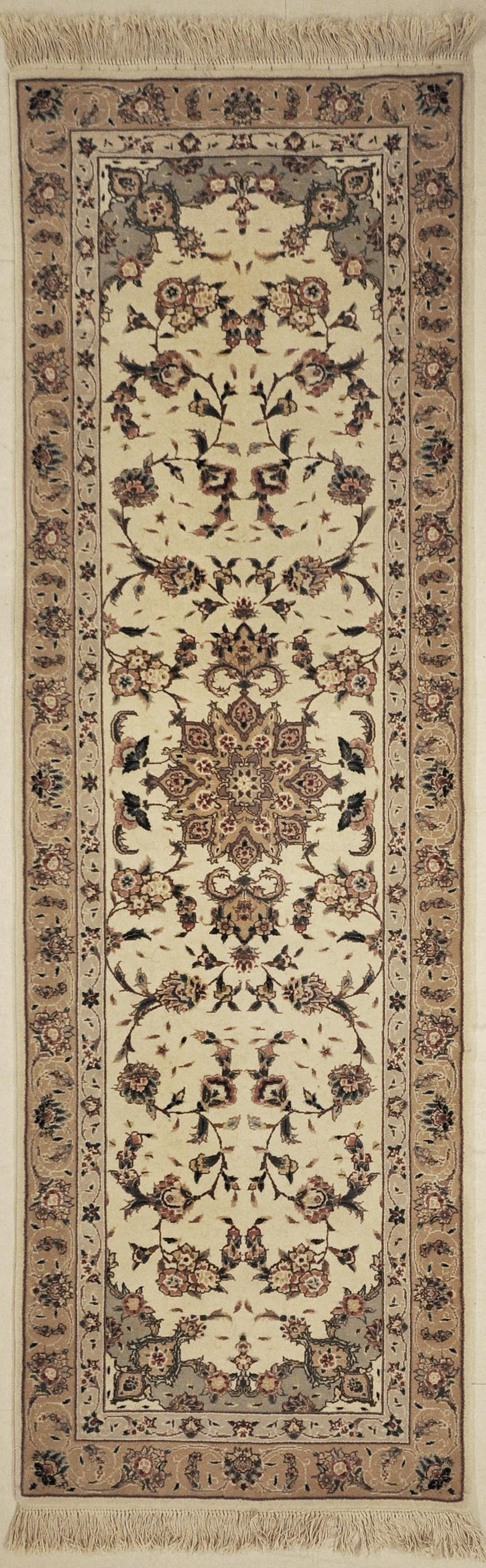 Fine Tabriz Runner rugs and more oriental carpet 44296-
