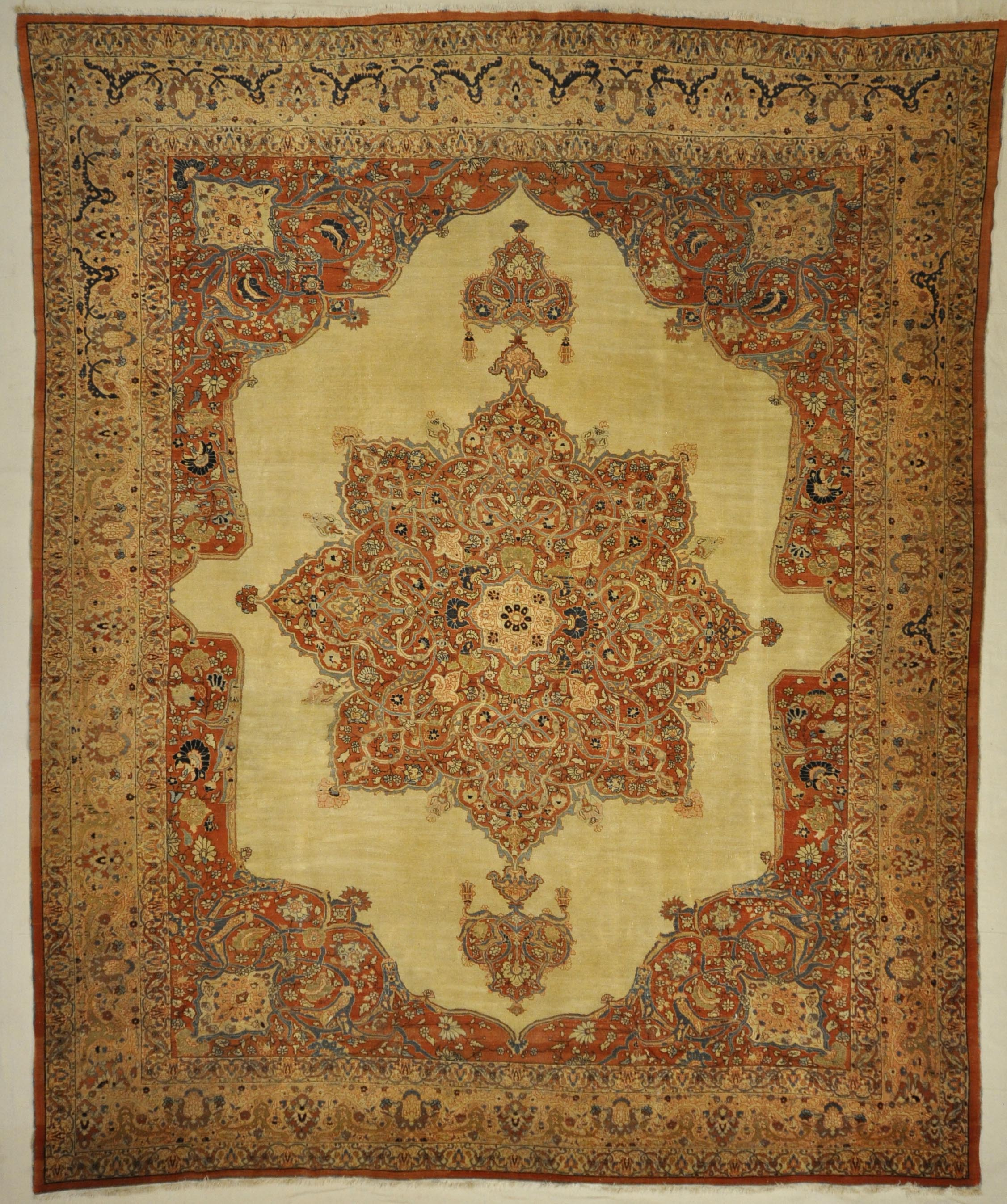 Antique Original Haji-Jalili rugs and more oriental carpet 32757-