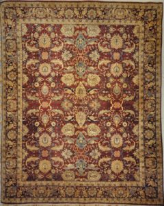 Fine Indian Agra rugs and more oriental carpet 32758-