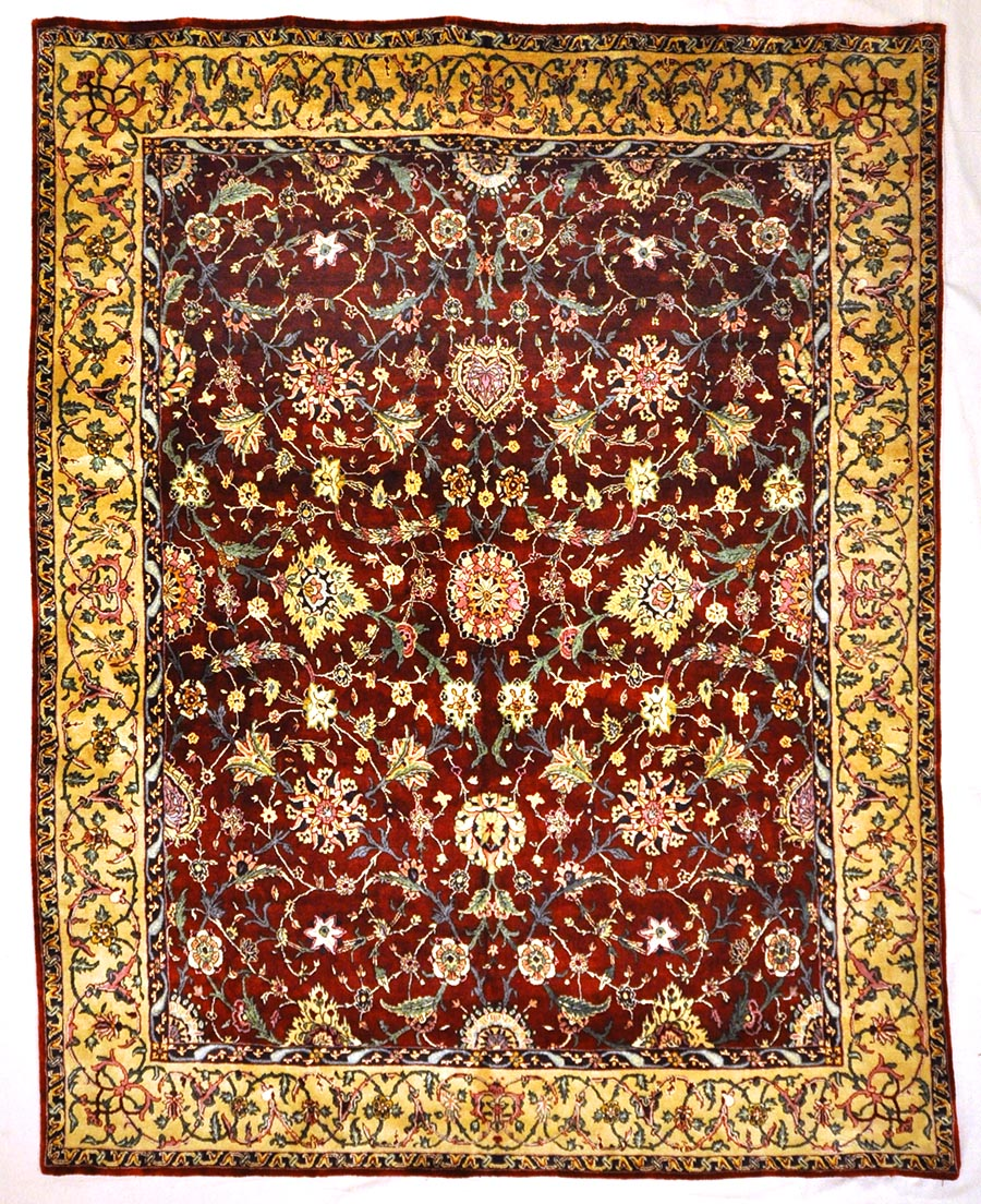 Silk Mughal | Rugs & More | Santa Barbara Design Center 1