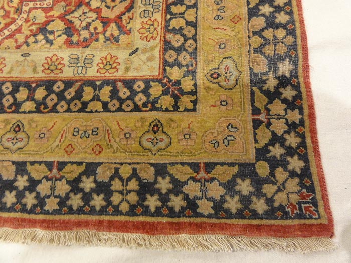 Antique Kerman Ravar | Rugs & More | Santa Barbara Design Center |