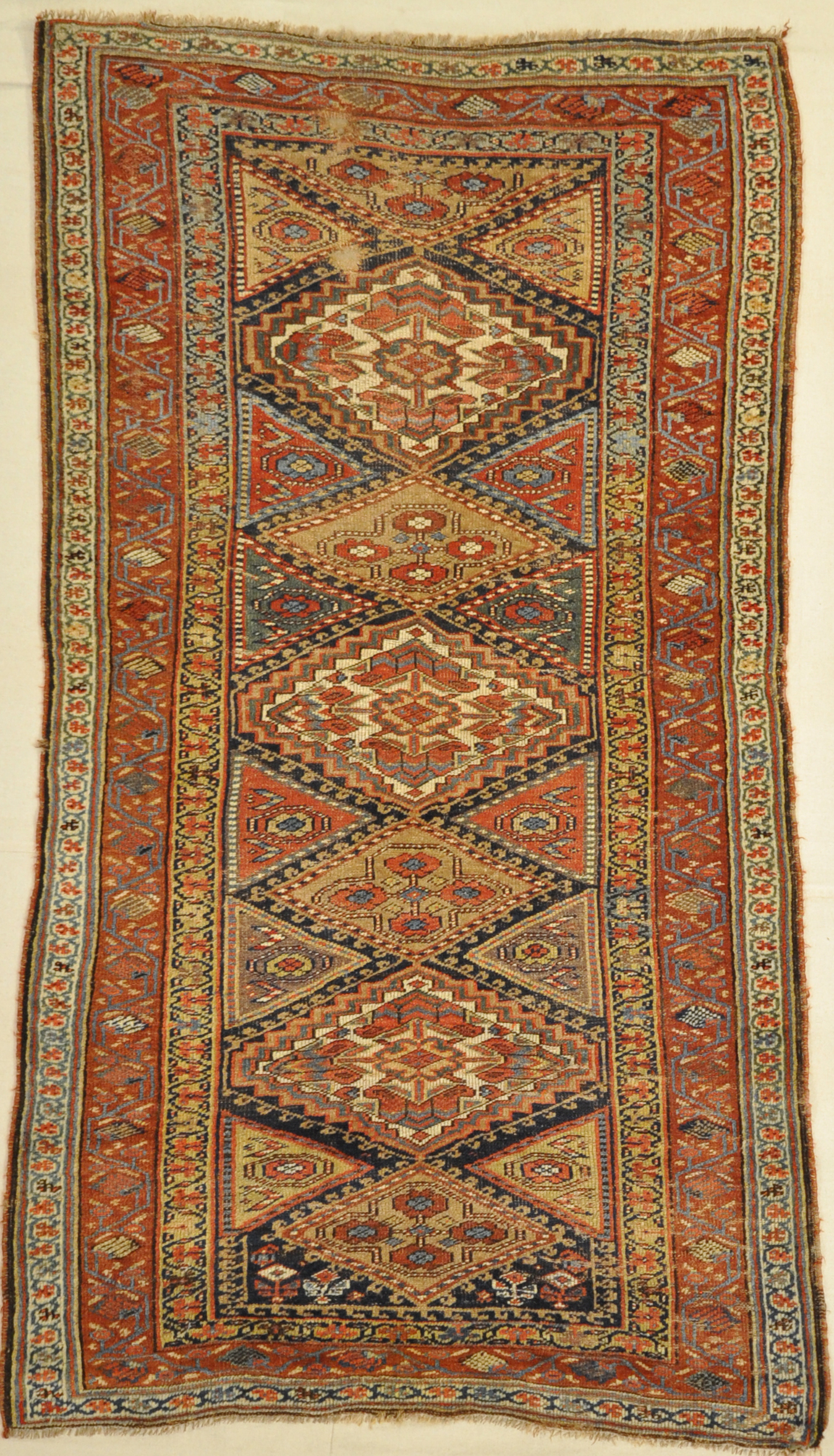 Antique Kurdish Camel Hair Santa Barbara Design Center 30022