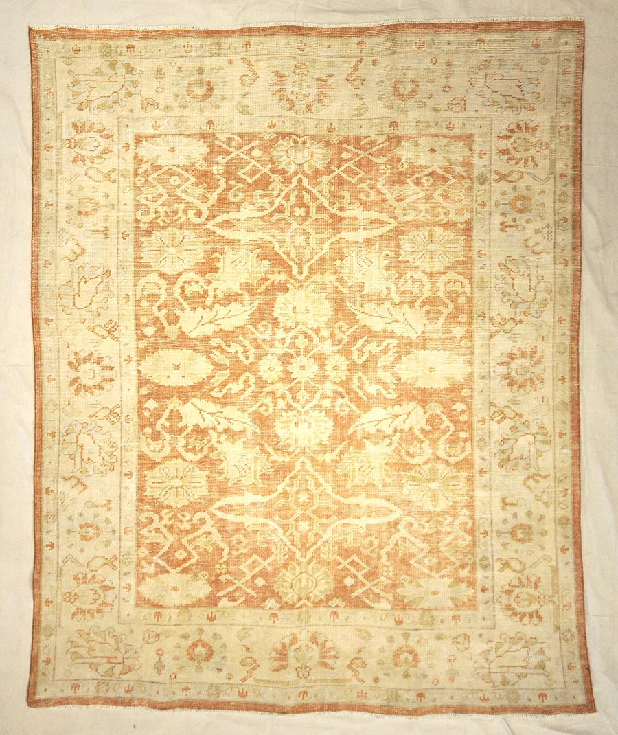 Montecito Oushak Rug Santa Barbara Design Center Rugs More