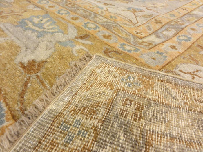 Origional Ziegler & Co. Oushak | Rugs & More | Santa Barbara Design
