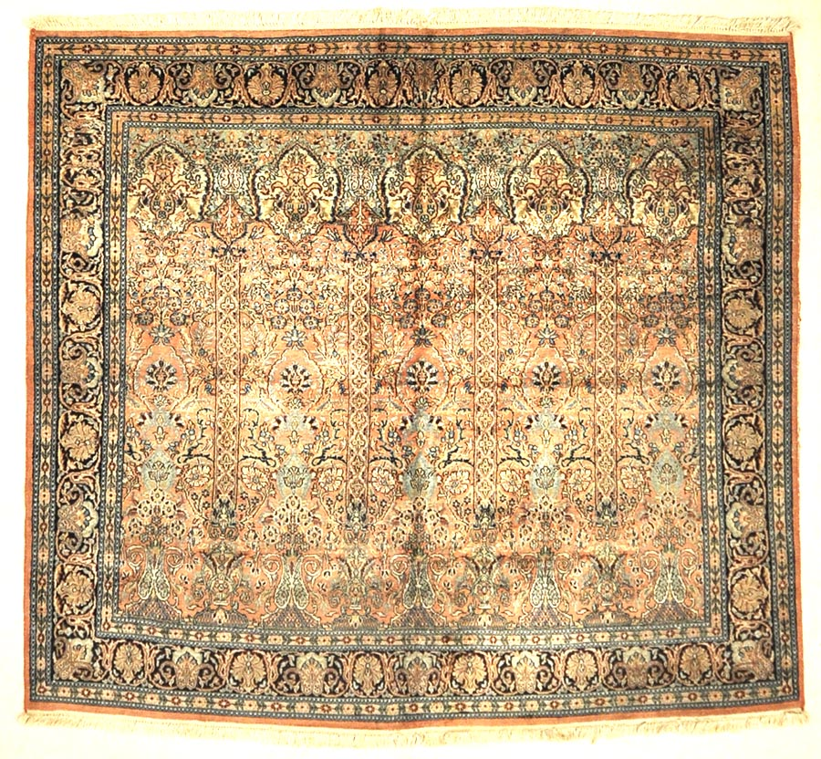 Fine Kashmiri Silk | Rugs and More | Santa Barbara Design Center 32797
