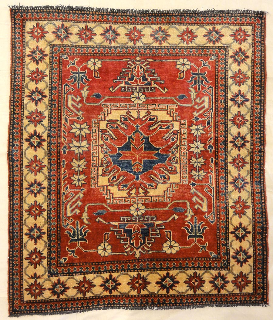 Turkoman rug | Rugs and More | Santa Barbara Design Center