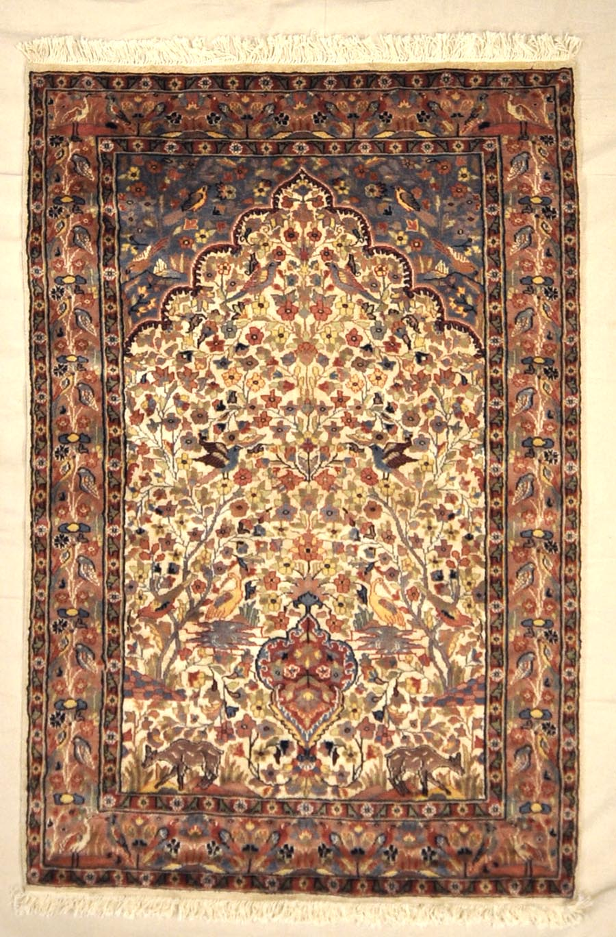 KASHMIRI Rugs & More | Santa Barbara Design Center | 32815