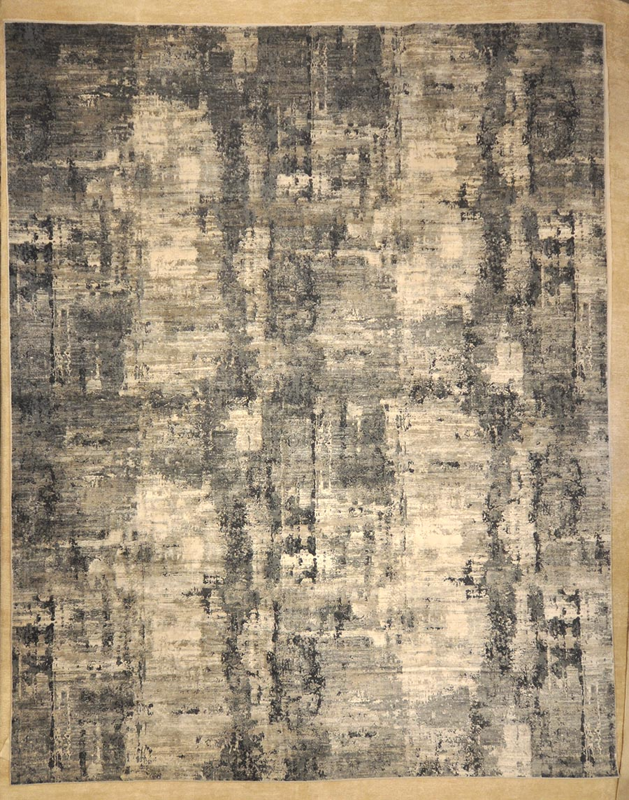 Modern Ivory Granite Rug | Rugs and More | Santa Barbara Design Center 32991