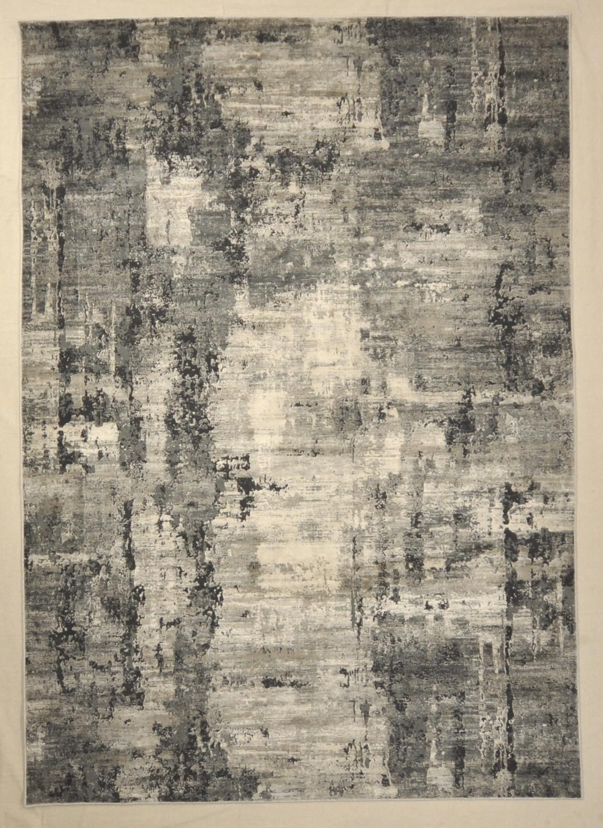 Modern Charcoal Rug | Rugs and More | Santa Barbara Design Center 32998