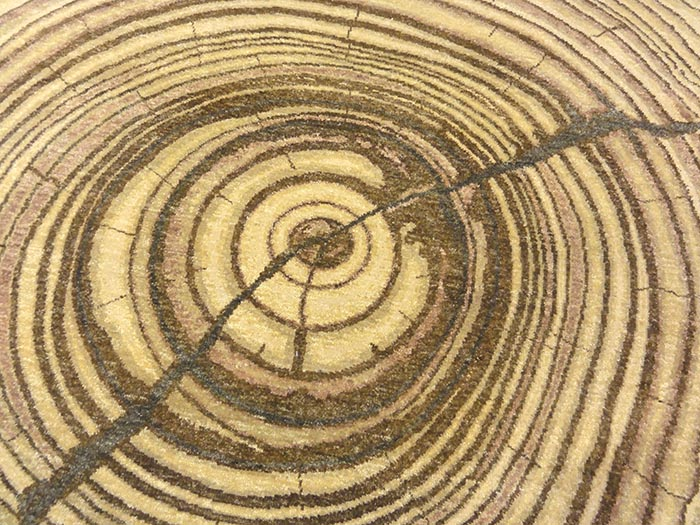 Ziegler & Co. Sequoia Tree Design | Rugs and More | Santa Barbara Design Center