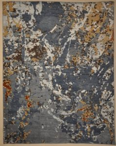 Multi Modern Rug rugs and more oriental carpet 32914-