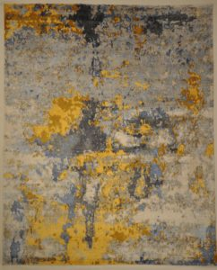 Multi Modern Rug rugs and more oriental carpet 32913-