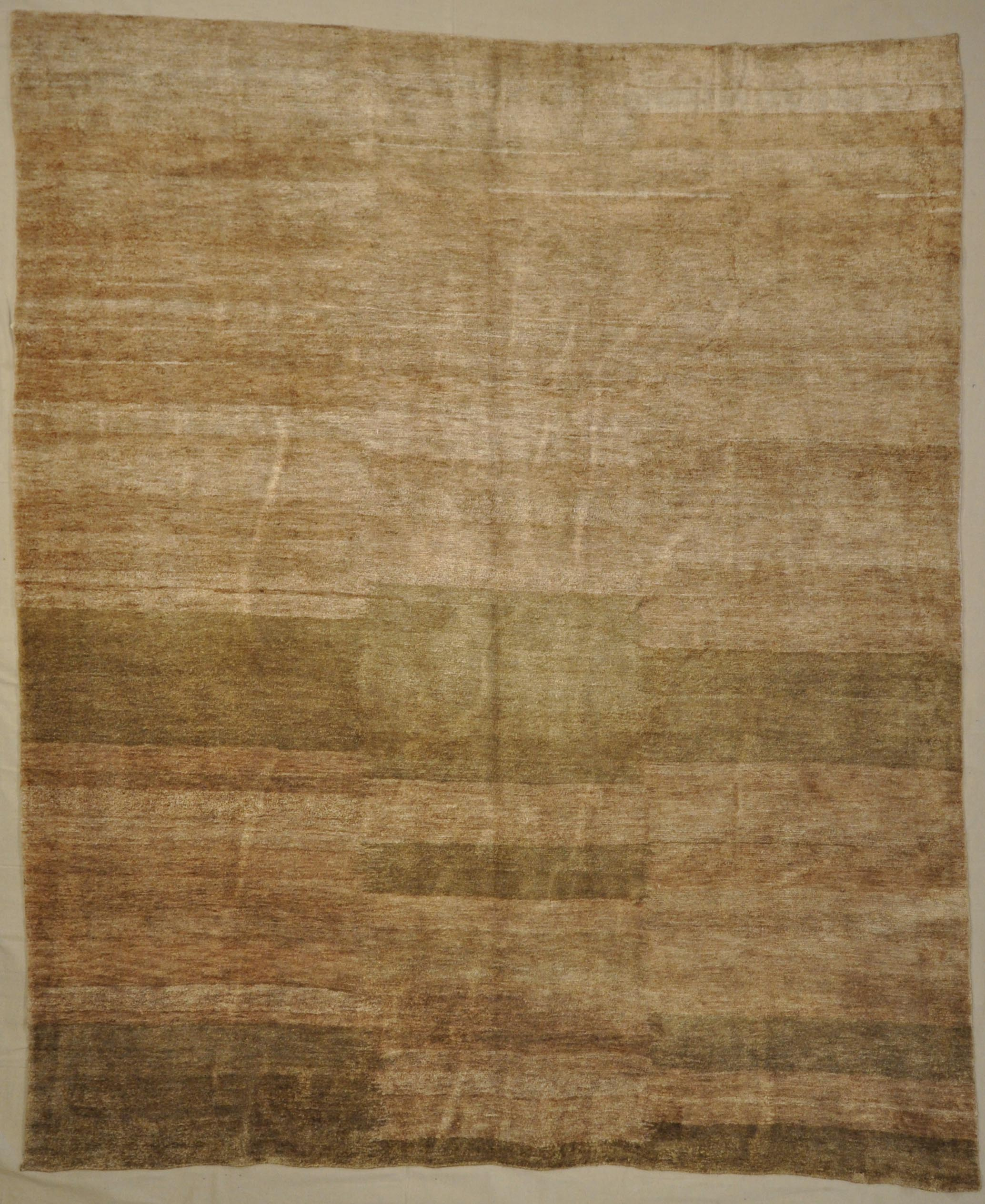 Modern Tibetan Silk rugs and more oriental carpet -1