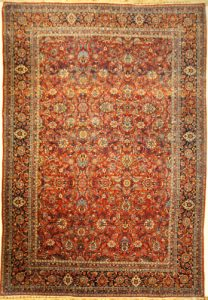 kashan Kurk | Rugs & More | Santa Barbara Design Center